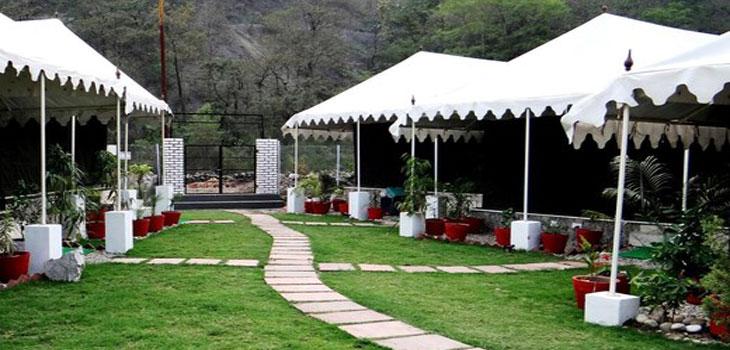 Aqua Forest Camp Rishikesh
