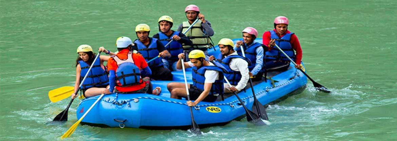 Brahmpuri Outdoor Rafting