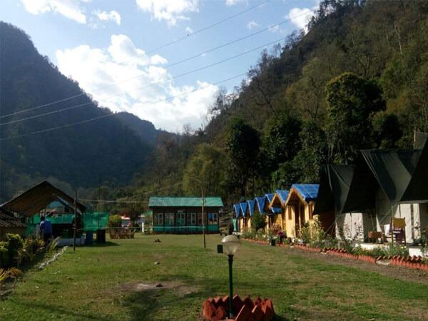 Riverside Cottages Rishikesh