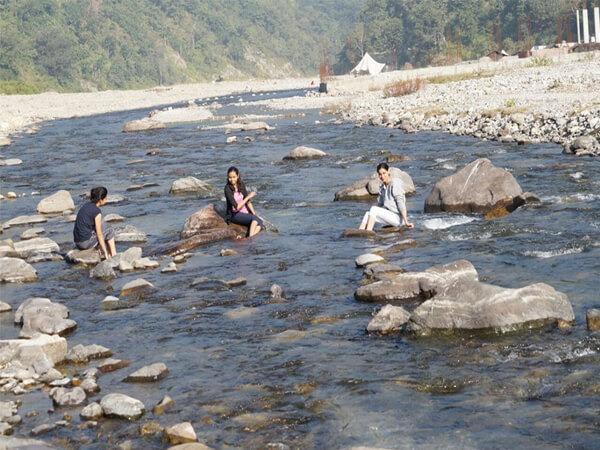 Riverside Eco Camp Rishikesh 1