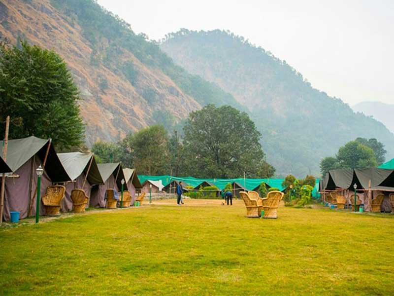 The Roseate Camp Shivpuri