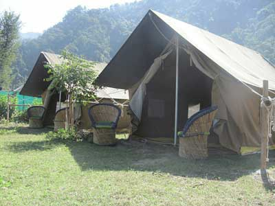 Eco Camps in Rishikesh