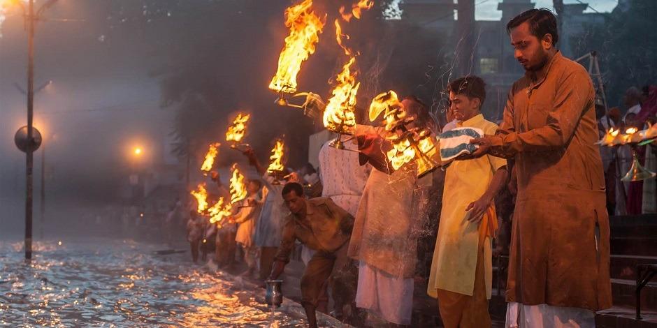 How to reach Triveni Ghat