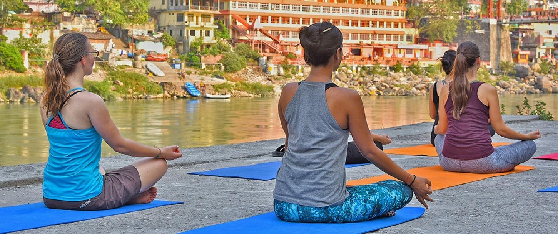 Yoga Meditation Centres in Rishikesh