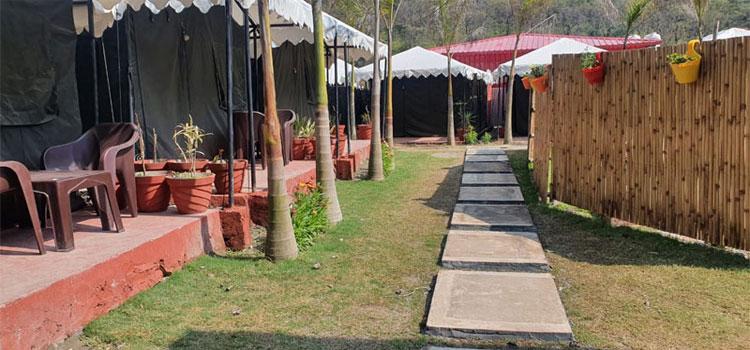 Near Heaven Camp, Rishikesh