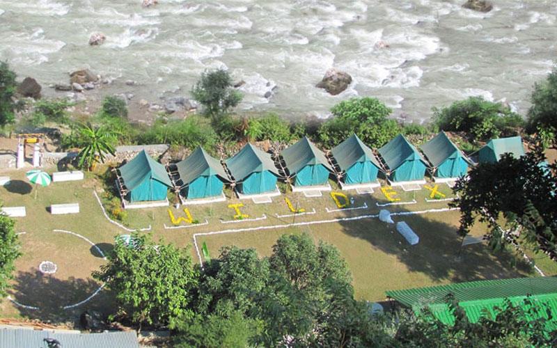 Camp Wildex, Rishikesh