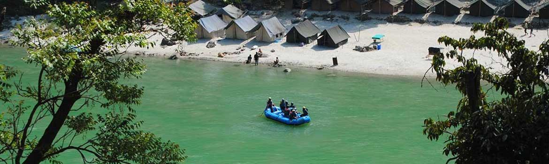 shivpuri rafting