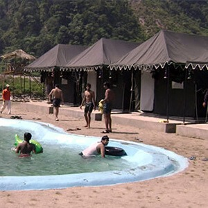 swiss camp in rishikesh