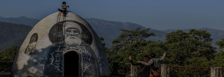 the beatles ashram