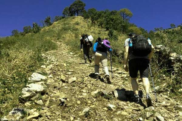 Trekking in Rishikesh