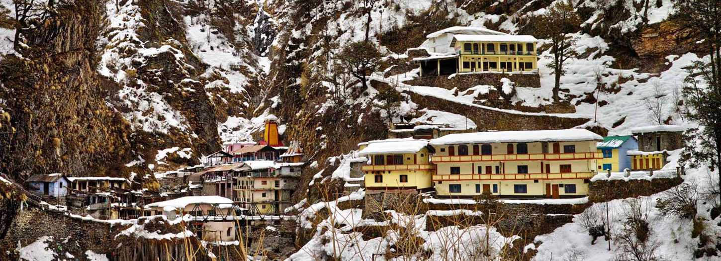 Yamunotri - The Source Of The River Yamuna