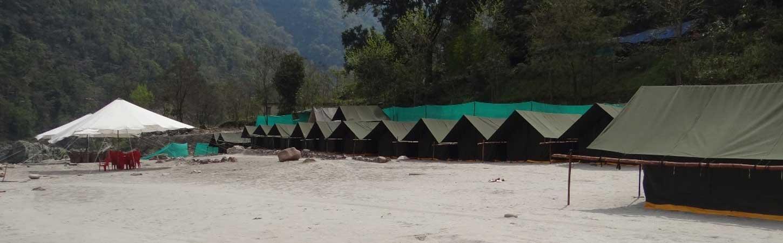 Devprayag Camping