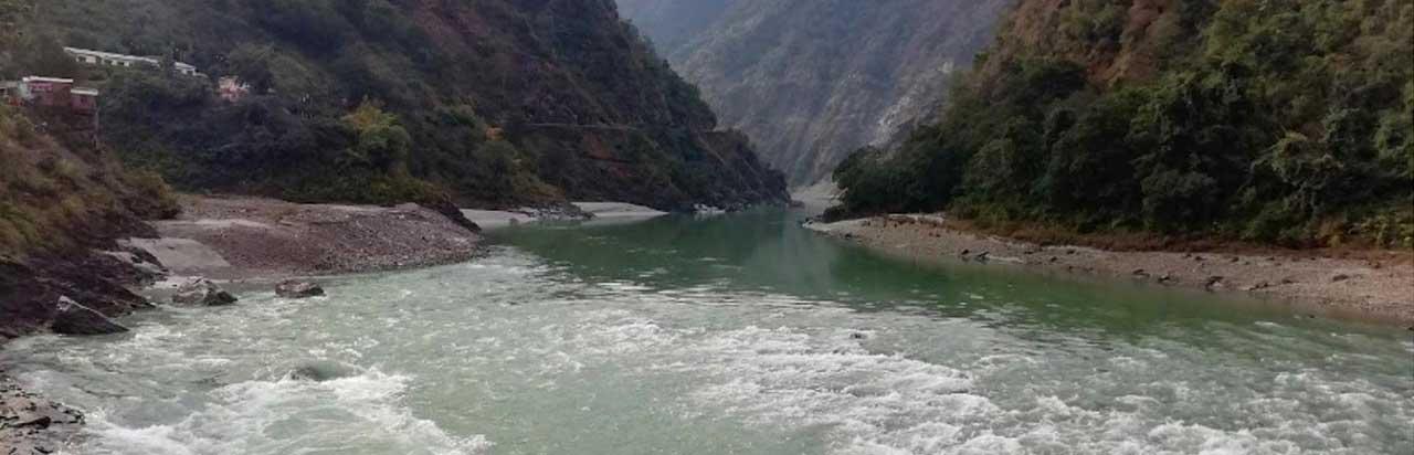 Kaudiyala Rafting