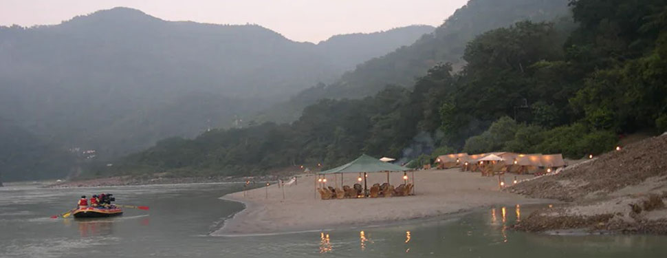 Camps silver sand