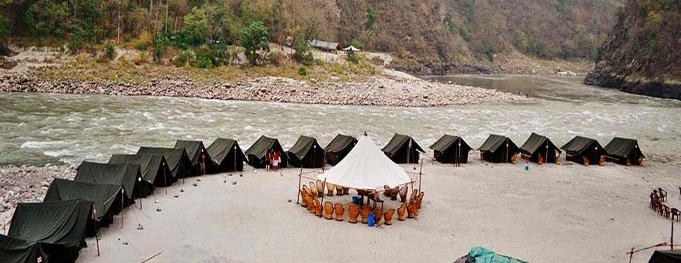 Ganga Beach camp Rishikesh