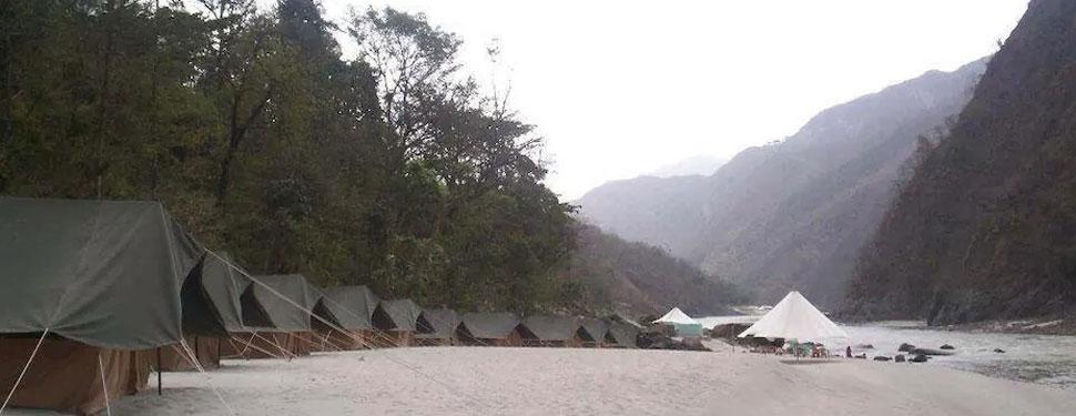Highland Camp Rishikesh